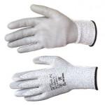 Перчатки порезостойкие ЛУНА-PU, арт. 7420