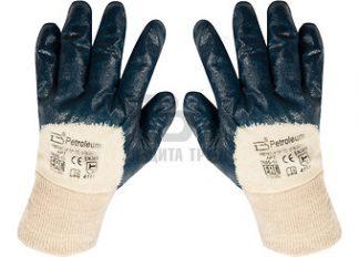 Маслобензостойкие перчатки