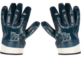 Перчатки с НИТРИЛОВЫМ полимерным покрытием