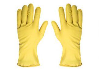 Перчатки от щелочей