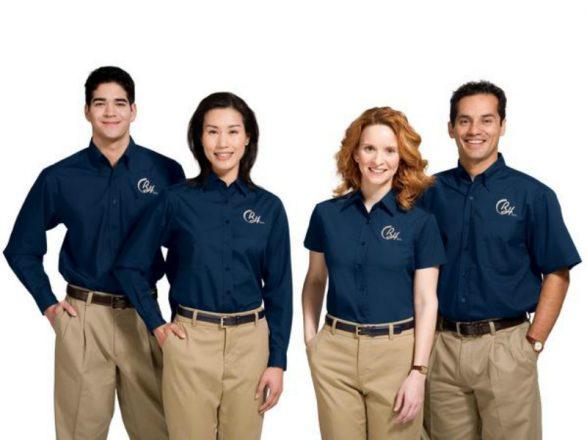 Корпоративная одежда на заказ с логотипом