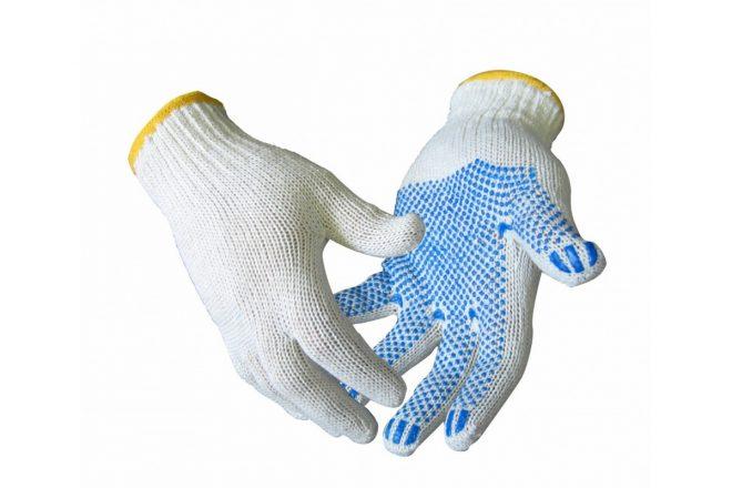 перчатки пвх купить